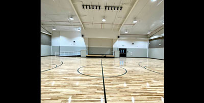 At last!: Greenwood gets new gym after 50 years of waiting