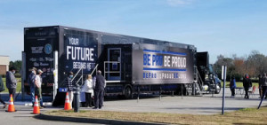 Be Pro Be Proud: Mobile workshop makes stops in the Pee Dee region