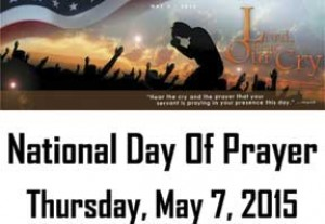 Florence, Darlington to observe National Day of Prayer