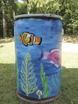 Rain Barrel Art Review winners listed