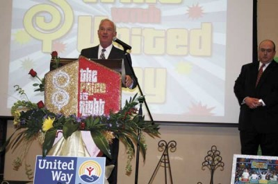 United Way honors contributors