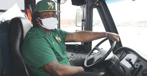 Behind the wheel: Florence One employees pulling double duty to help solve school bus driver shortage
