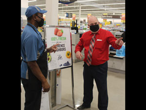 Food Lion manager honored