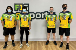 ESPORTS TEAM COMPETES NATIONALLY