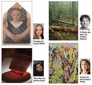 Winners named in Pee Dee Regional Art Contest