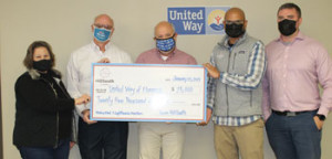 HillSouth co-founders support United Way during difficult times