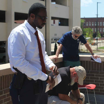 National Day of Prayer event held at Florence County Complex