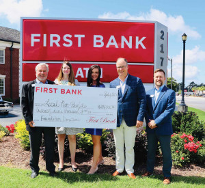 First Bank Foundation awards $29,000 to  area non-profits