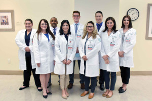 'PHYSICIANS OF TOMORROW': McLeod Health welcomes  nine doctors to its  Family Medicine Residents Program
