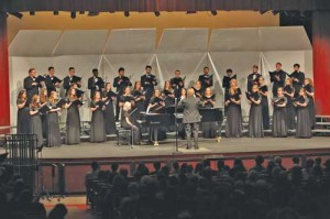 Anderson University Choir to perform at First Baptist Church