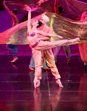 Columbia City Ballet Presents Aladdin
