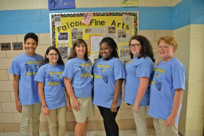 Southside students make All-State Chorus