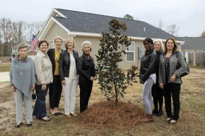 Forget-Me-Not club observes Arbor Day