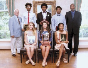FSD1 Athletes of Year honored