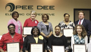 Educators, workforce partners recognized