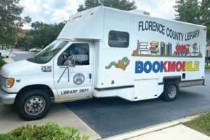 Library to purchase new bookmobile