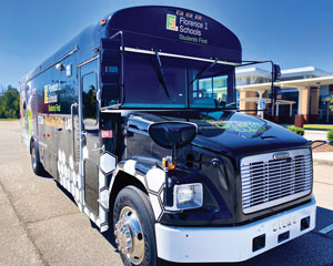 STEM Bus rolls into Florence One