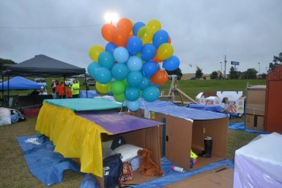 Cardboard Box City to be held Sept. 24