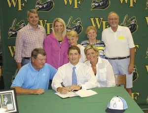 Beasley Signs Letter To Play For The Citadel