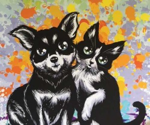 Enjoy a one-of-a-kind 'pawty' downtown  to benefit the Florence Area Humane Society