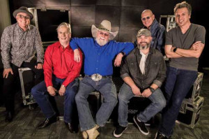 Southern rock icons Charlie Daniels, Marshall Tucker coming in October