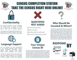 Census Completion Station