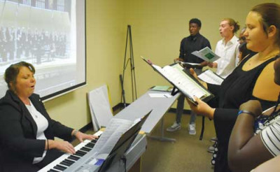 FDTC choir granted funds for formal attire