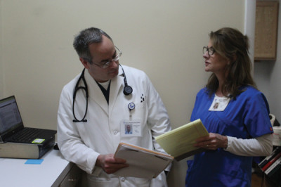 TREAT WITH CARE: Free clinic begins 26th year of serving the community
