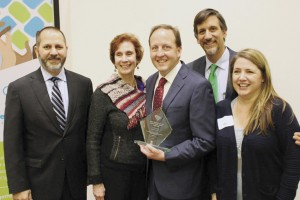 HopeHealth's Humphries receives Sheheen Non-Profit  Excellence Award