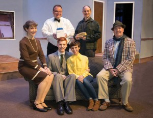 'Barefoot in the Park' opens Friday at FLT