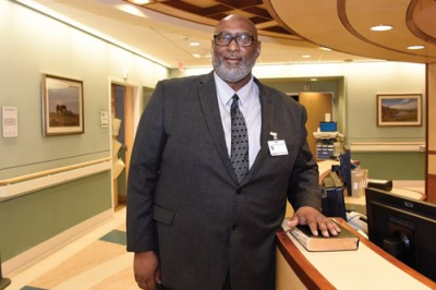 McLeod volunteer Chaplain saves patient from stroke