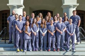 Inaugural class of nurses graduates from The Citadel