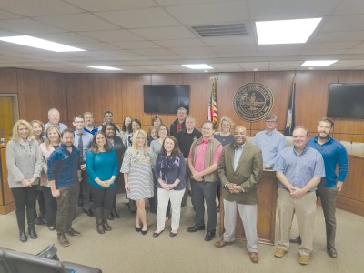 Florence Chamber's Leadership 2018 graduates