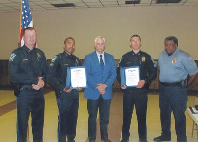American Legion conducts Civic Awards banquet