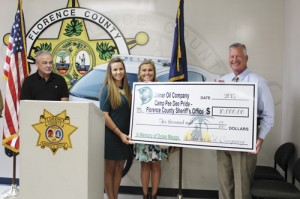 Camp Pee Dee Pride gets $10,000 gift