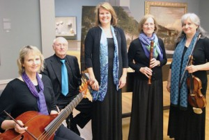 St. John's Church Epiphany Concert  to feature Columbia Baroque