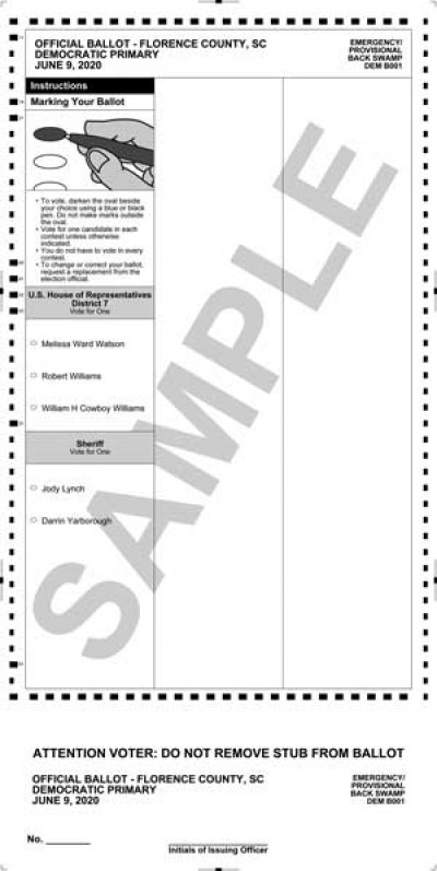 All voters  can vote absentee in  primaries