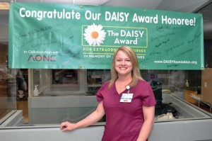 McLeod nurse receives April DAISY Nursing Award