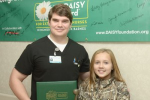 McLeod Emergency Department nurse practitioner receives DAISY Nursing Award