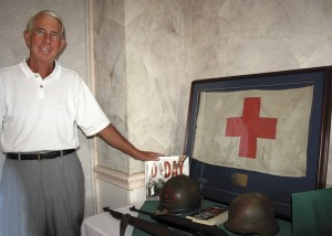 Dr. Guyton shares history of D-Day with Kiwanians