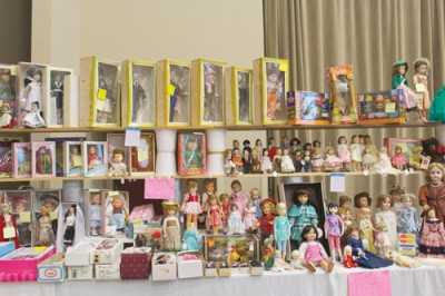 32nd Annual Doll and Toy show hosted in Florence