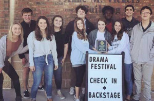 TBCS drama team wins SCISA region title