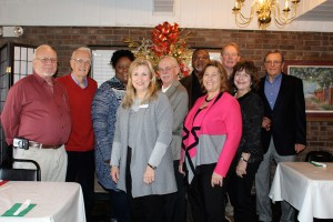 DuPont Retirees donate over $3,800 to four charities