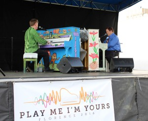 play me I'm Yours kickoff with janis project