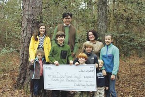 Duke Energy Foundation awards $25K to support Black Creek Bio-Blitz