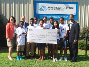 Duke Energy grant helps expand iGNITE Arts Program