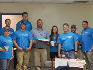Duke Energy finally able to complete project for  United Way's Day of Caring