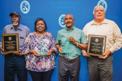 FMU recognizes employees at luncheon