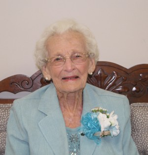 Local woman becomes a centenarian