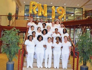 FDTC holds pinning ceremony  for 2019 nursing grads